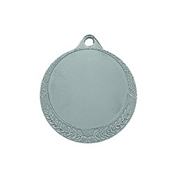 medaglia 9632 colore argento