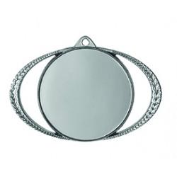 medaglia 8980 colore argento