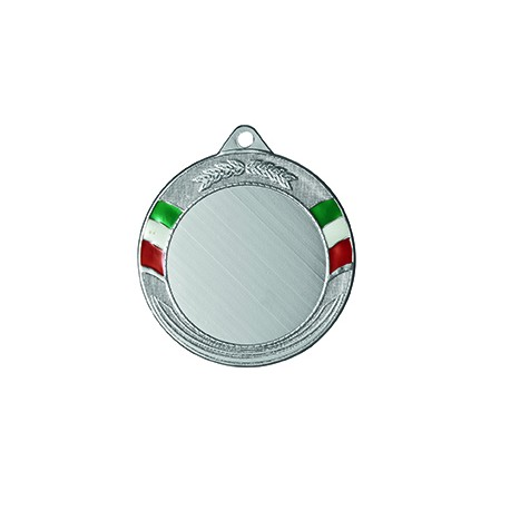 medaglia 8270 colore argento