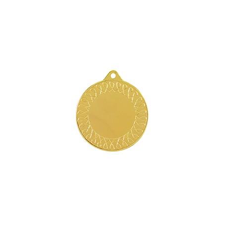 medaglia 9850 colore oro
