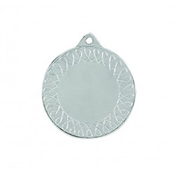 medaglia 9850 colore argento