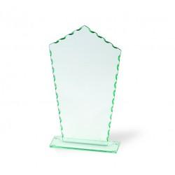 targa in cristallo sv 20